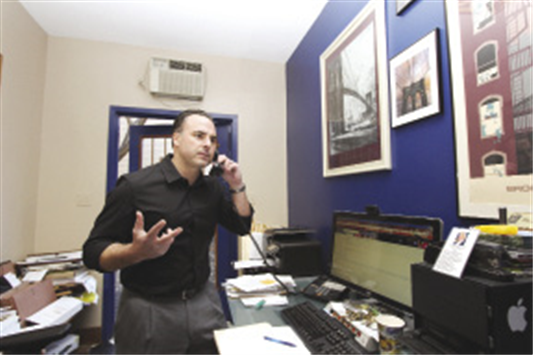 Executive of the Month: Pepe, president and lead broker of NC Pepe Corp.